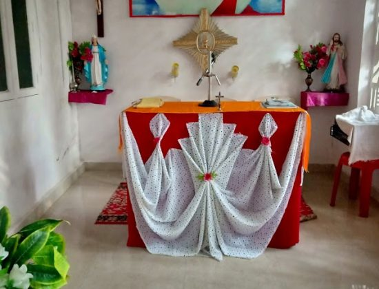 Popular Mission Retreat Centre, Thuvarankurichi, Trichy