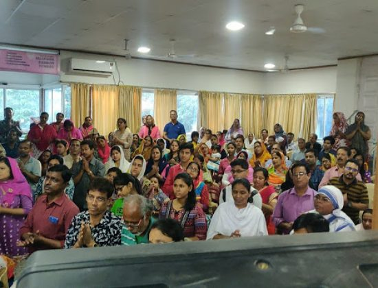 Emmaus Retreat Centre, Kolkata