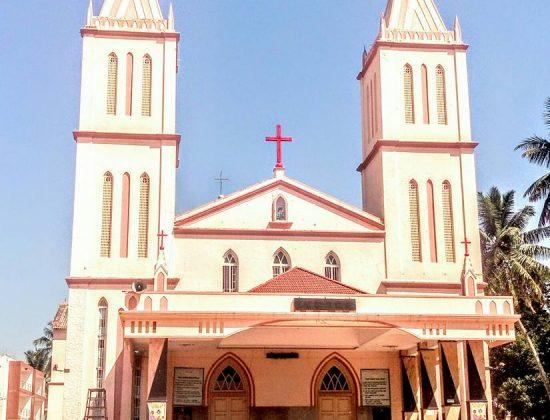 St Anthony's Basilica, Dornahalli