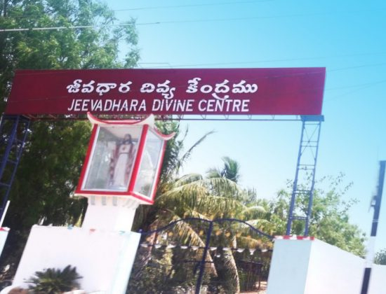 Jeevadhara Divine Centre, Warangal