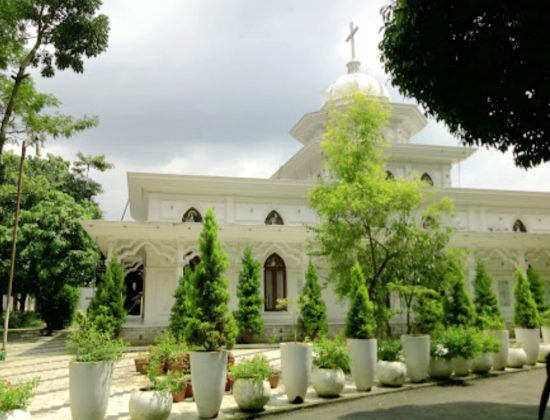 Jerusalem Retreat Centre, Thrissur