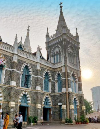 Basilica of Our Lady of the Mount, Bandra