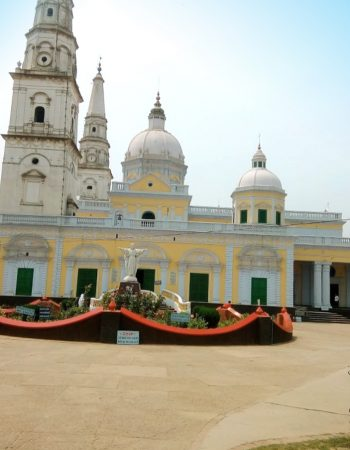 Basilica of Our Lady of Graces, Sardhana