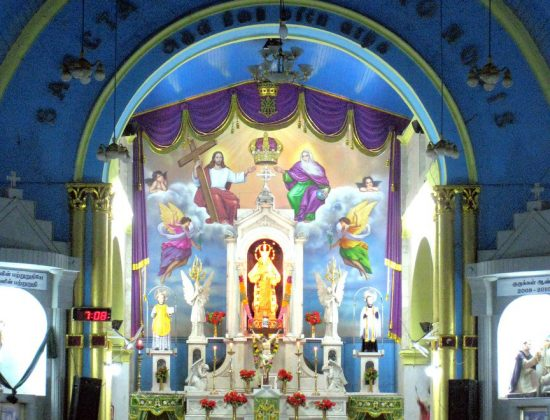 Basilica of Our Lady of Snows, Tuticorin