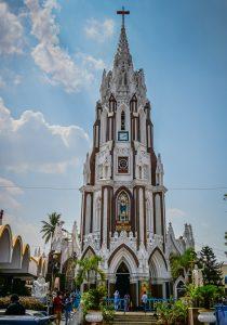 St Mary's Basilica Bangalore