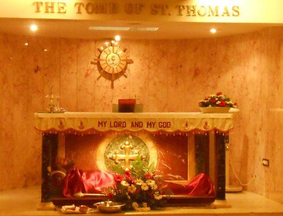 St Thomas Cathedral Basilica, Chennai