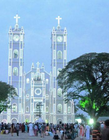 Basilica of Our Lady of Ransom, Vallarpadam