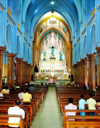 Our Lady of Dolours Basilica, Thrissur