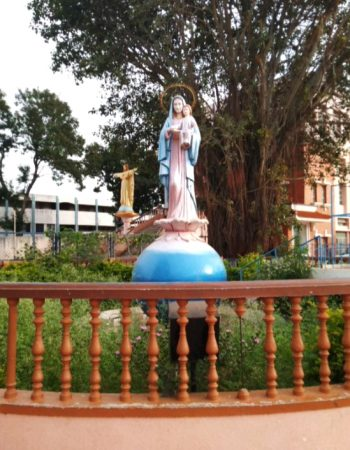 Basilica of Our Lady of Health, Harihar