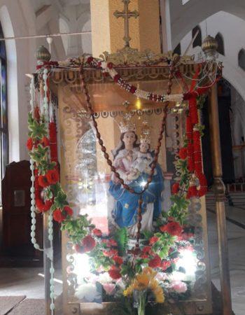 Basilica of Our Lady of Snows, Pallippuram