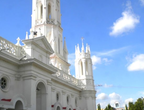 Basilica of the Holy Redeemer, Trichy