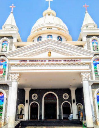 Basilica of Our Lady of the Holy Rosary, Karumathampatti