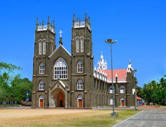 St Andrew's Basilica, Arthunkal