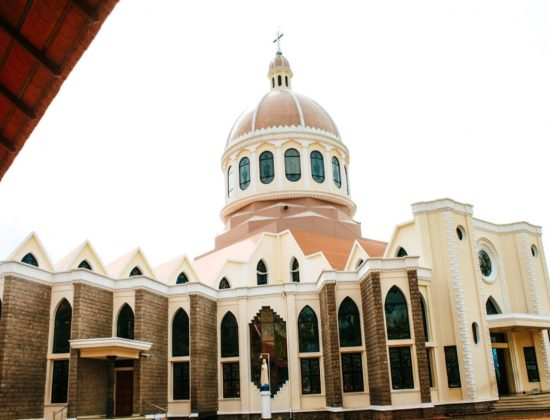 St George Syro-Malabar Basilica, Angamaly