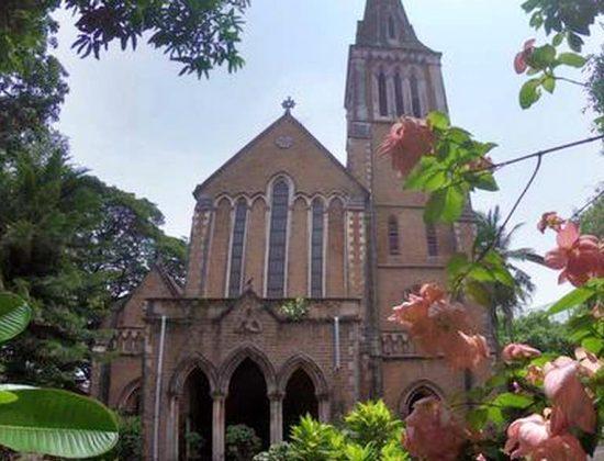 Church of St John the Evangelist (Afghan Church), Mumbai