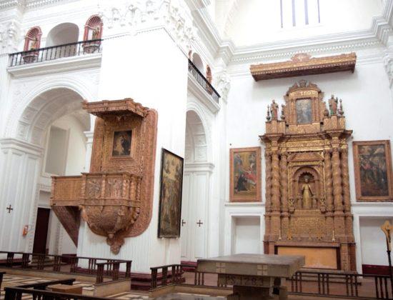 St Cajetan Church, Goa