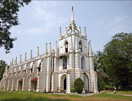 Mae de Deus Church, Goa