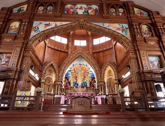St Thomas International Shrine, Malayattoor