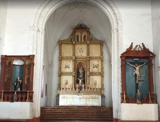 Church of Our Lady of the Rosary, Goa