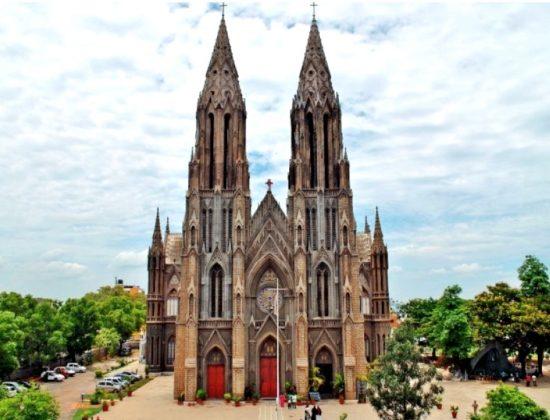 St Philomena's Cathedral, Mysore