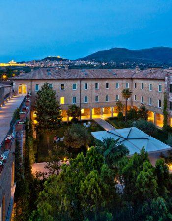 Hotel Cenacolo, Assisi