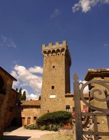 Castello di Gargonza, Tuscany
