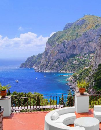 Hotel La Palma, Capri