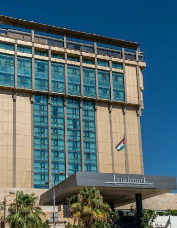 Landmark Amman Hotel, Jordan