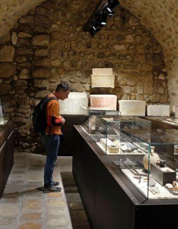 Terra Sancta Museum, Jerusalem