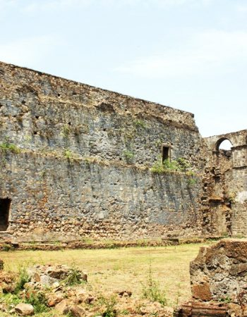 Vasai Fort, Mumbai