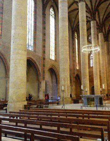 Thomas Aquinas Tomb at Toulouse