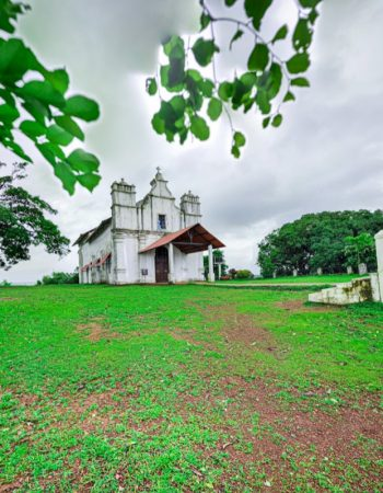 Three Kings Chapel, Cansaulim, Goa