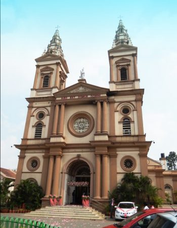 St Patrick's Church, Bangalore